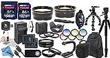 Nikon Coolpix P900 Digital Camera Professional Accessory Bundle: