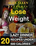 Weight loss : 20 Lazy Dinner Recipes under 500 Calories for Fast  Weight Loss.: 20 Delicious Recipes for Fast  Weight Loss.