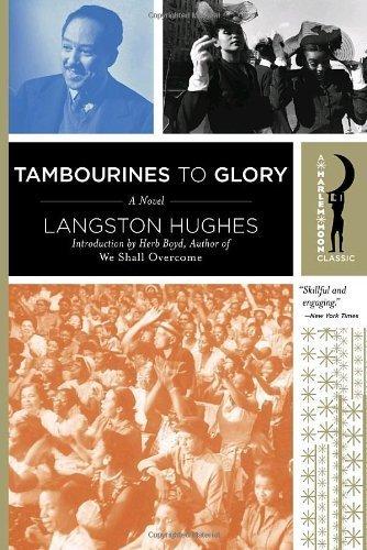 Tambourines to Glory: A Novel (Harlem Moon Classics) by Langston Hughes (2006-09-26)