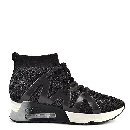 Ash Footwear Schuhe Lianna Sneaker Schwarz Damen Schwarz/Grau