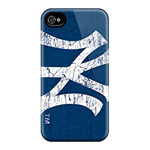 Defender Cases For Case Iphone 6Plus 5.5inch Cover , New York Yankees Pattern