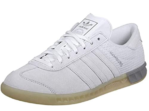 new products bf2b9 d1e8e adidas Men s Trainers White Grey Beige White Size  3.5 UK