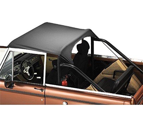 (Bestop 52540-01 Traditional Bikini Black Crush Top for 1964-1984 Toyota)