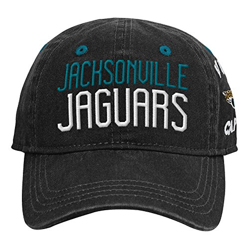 Jacksonville Jags Apparel - NFL by Outerstuff NFL Jacksonville Jaguars Infant My First Slouch Hat Black, Infant One Size