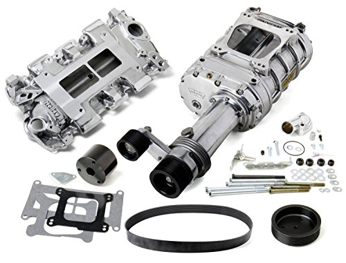 - Weiand 77501 Street Supercharger Kit