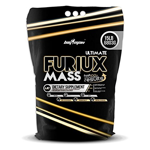 Big Man Ultimate Furiux Mass - 6,8 kg Galleta: Amazon.es: Alimentación y bebidas