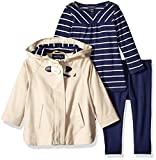 Nautica Baby Jacket, Shirt and Legging, Linen, 18 Months
