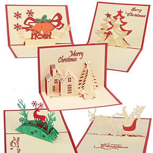 hand made christmas cards - 7
