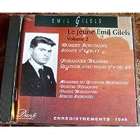 Brahms/Schumann: Piano Quartets
