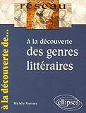 A la découverte des genres littéraires