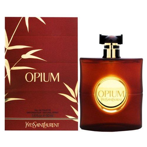 Yves Saint Laurent Opium femme/woman, Eau de Toilette, Vaporisateur/Spray, 50 ml