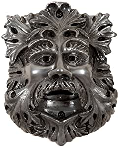 Beer Buddies Old Green Man Wall Mounted Silver Finish Bottle Opener