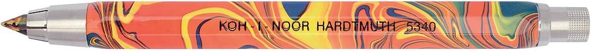 KOH-I-NOOR 5.6mm Diameter Mechanical Clutch Lead Holder Pencil - Magic
