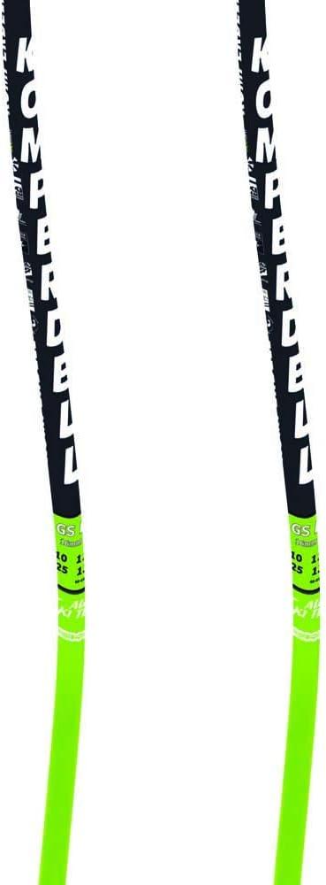 Komperdell 1481054-48 Skist/öcke Nationalteam Carbon GS Bent Race Green