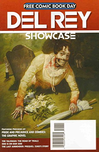 Del Rey Showcase FCBD #2010 VF/NM ; Del Rey comic book