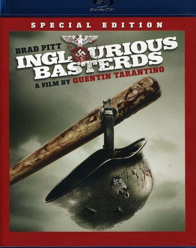 Blu-ray : Inglourious Basterds (Widescreen, Repackaged)