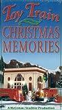 Toy Train Christmas Memories [VHS]