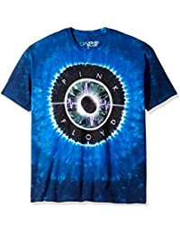 Men's Pulse Concentric Tie Dye T-shirt Multi