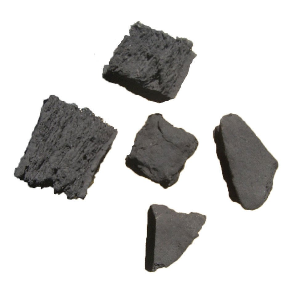 20 Random Mixed Gas Fire Ceramic Coals Replacement Replacements/Bio Fuels/Ceramic/Boxed