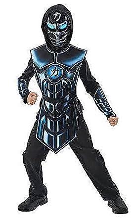 Palmer Child Robot Ninja Xtreme Costume: Amazon.es: Ropa y ...