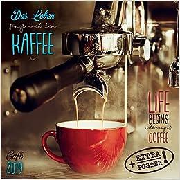 Kaffee - Coffee - Café 2019 Artwork: Amazon.es: Libros