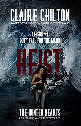 book cover of Heist