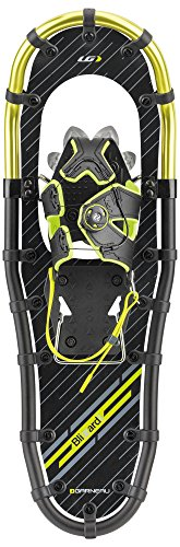 Louis Garneau - HG Men's Blizzard II Snowshoes, Lime, Size 930 by Louis Garneau