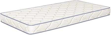 Tecnocolchón Colchón de cuna Air Baby | Transpirable | Antiasfixia | 117 x 57 cm. y Altura 10 cm.