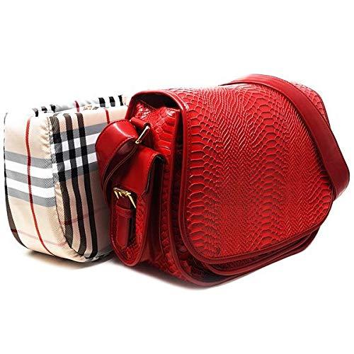 (Women's DSLR Camera Bag - Multipurpose Handbag)
