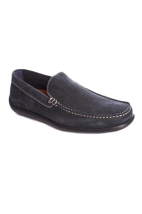 Frau Herren Mokkasins Blau Blau  Amazon.de  Schuhe   Handtaschen 72deb18155