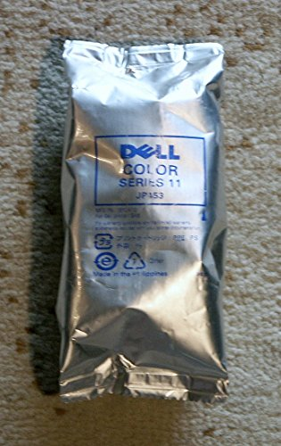 Dell JP453 OEM Ink Capacity