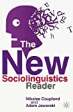 img - for The New Sociolinguistics Reader book / textbook / text book
