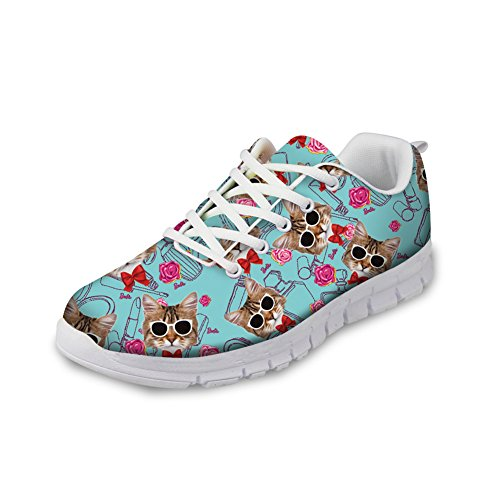 Coloranimal Cat Design 3 para Informales Mujer CC406AQ3 ColoranimalK rqwOfxrF