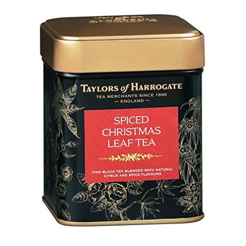 Taylors of Harrogate Spiced Christmas Loose Leaf, 4.41 Ounce Tin (Best British Tea Brands)