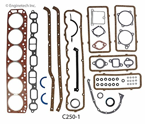Enginetech C250-1 Gasket GM 230 250 292 LATE RMS 250 EX EG HD