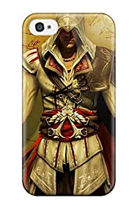 Awesome Case Cover/iphone 4/4s Defender Case Cover(assassins Creed)