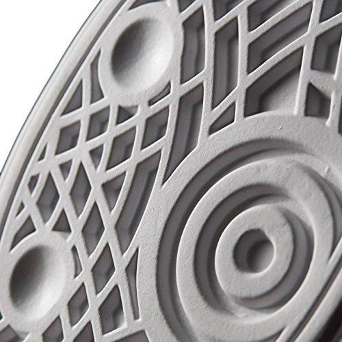 adidas Busenitz RX, Scarpe da Skateboard Uomo Rosso (Escarl/Ftwbla/Azucie)