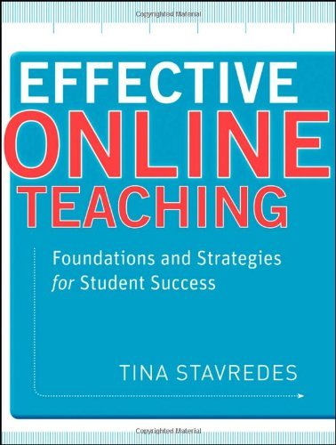 Effective Online Teaching: Foundations and Strategies for Student Success by Stavredes, Tina (July 20, 2011) Paperback
