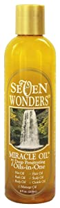 Century Systems Seven (7) Wonders Miracle Oil 8 fl oz.