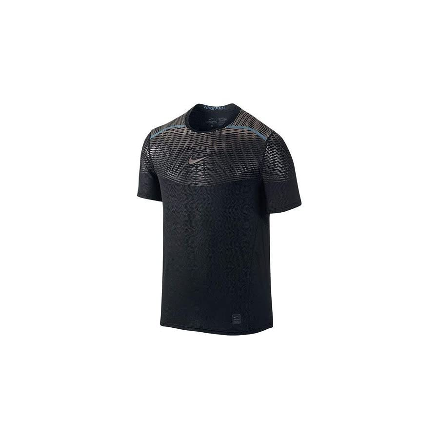 Nike Men`s Pro Hypercool Dri FIT Max Short Sleeve Training Top