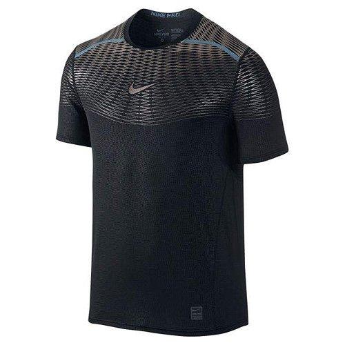 Nike Men`s Pro Hypercool Dri FIT Max Short Sleeve Training Top