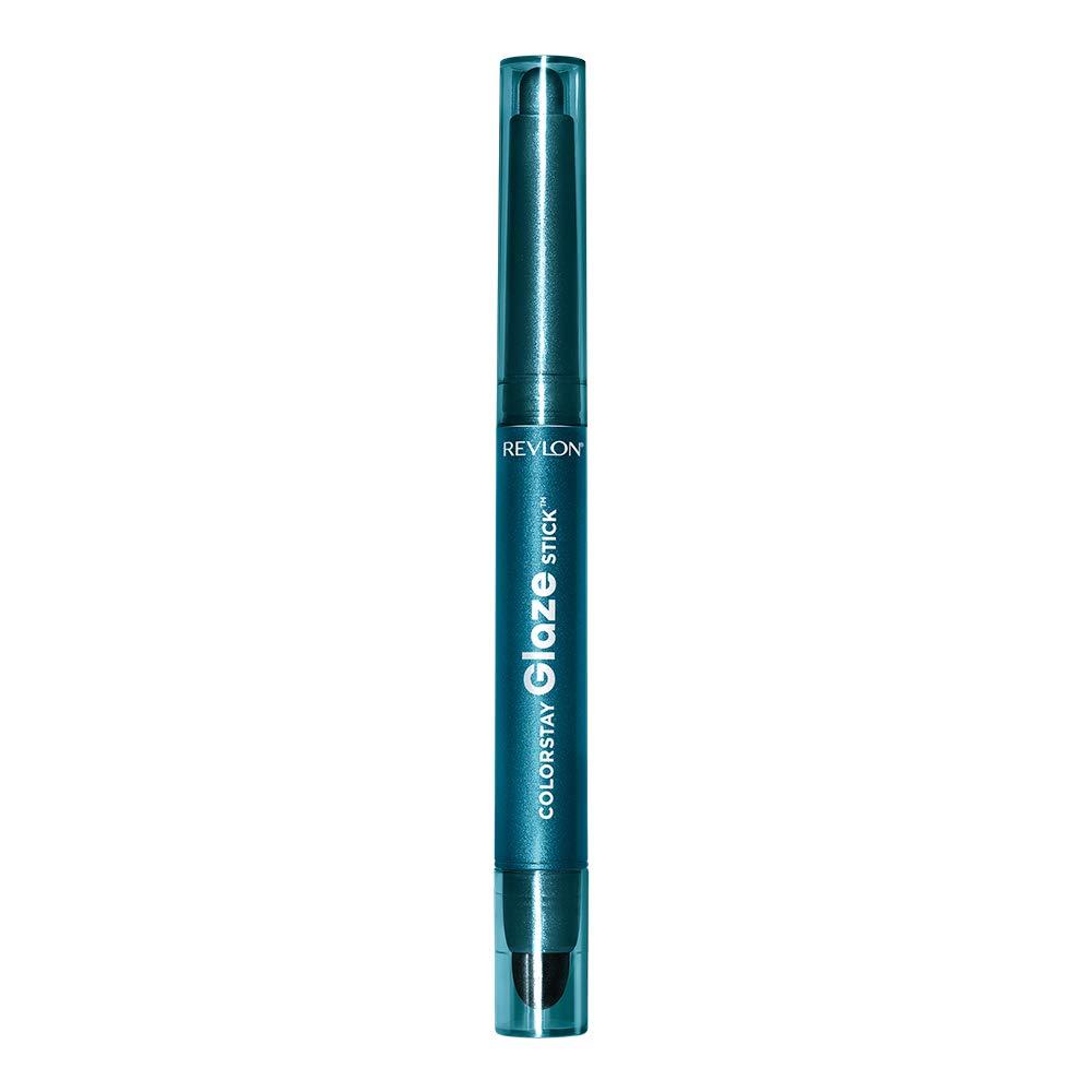 REVLON X Ww84 Colorstay Glaze Stick Eye Shadowliner, Sapphire, 0.037 Fl Oz (7245780005)