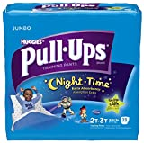Huggies Pull-Ups Nighttime Training Pants - Boys - 2T-3T - 23 ct: more info
