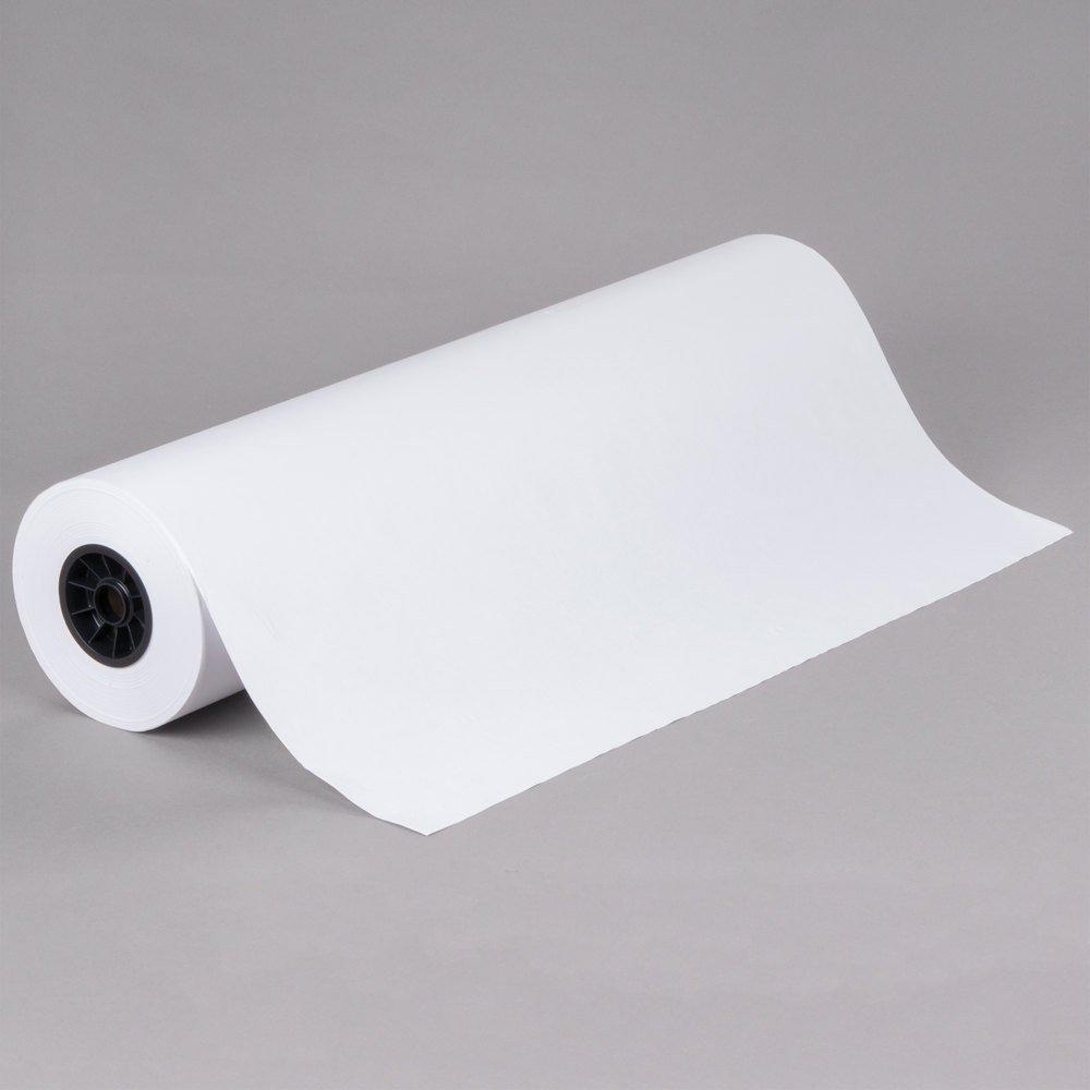 ホワイトButcherペーパーロール30