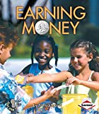 Presents ways a young child can earn money, such as doing chores or selling things.
