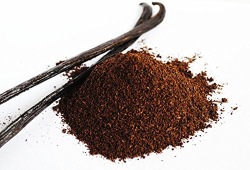 Natural Vanilla Bean Powder, Raw Ground Vanilla Beans, 4 oz, Unsweeted, NonGMO, Gluten-Free, Freshly Ground Before Packaging by Vanilla Bean Kings (Image #1)