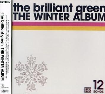 amazon the winter album the brilliant green tomoko kawase j