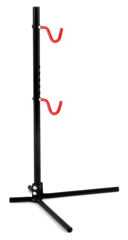 MSC Bikes 4003 - Caballete para bicicleta de ciclismo, color negro: Amazon.es: Deportes y aire libre