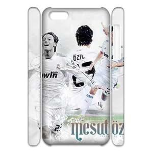 E-Shop Popular Case for iPhone 5C ,Customized 3D Effect case Mesut Ozil IG469025