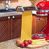 Pasta Sheet Roller Attachment for KitchenAid